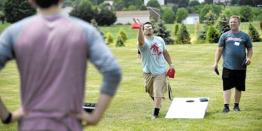 Doubles Cornhole Tournament