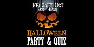 Halloween Party & Quiz