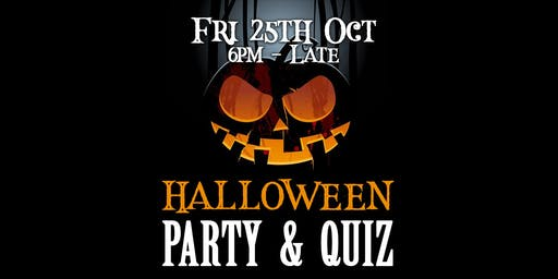 Halloween Party & Quiz