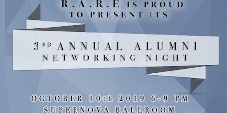 RARE  3rd Annual Alumni Networking Night tickets