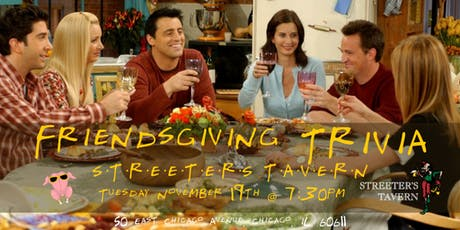 Friendsgiving Trivia at Streeter's Tavern tickets