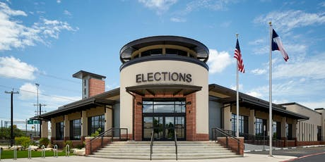 Bexar County Presiding & Alternate Judges ExpressVote Equipment Training for November 5, 2019 General Election Day tickets