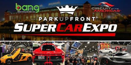 Supercar Expo tickets