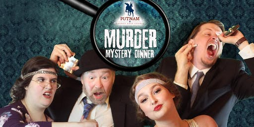 Murder Mystery Dinner & Interactive Theatre - Dead Silent: Florence of Moravia