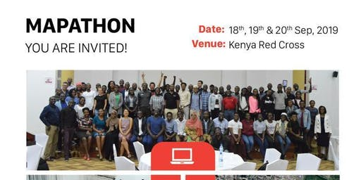 Kenya Red Cross Mapathon