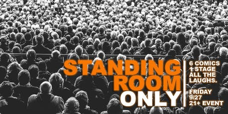 Standing Room Only tickets