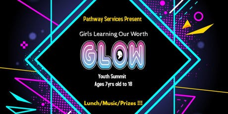 Girls Learning Our Worth Youth Summit tickets