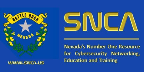 Southern Nevada Cybersecurity Alliance 10/22/2019 tickets