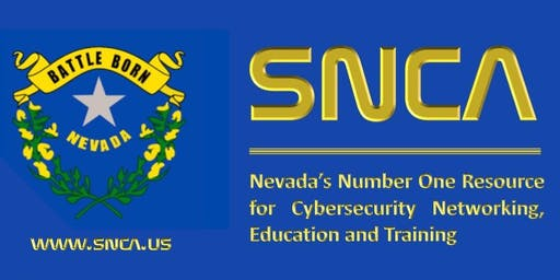 Southern Nevada Cybersecurity Alliance 10/22/2019