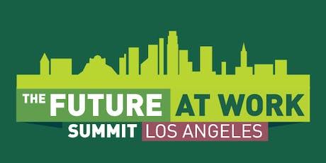 The Future at Work Summit - Hiring Fair tickets