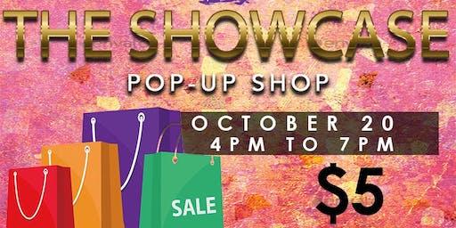 The Showcase Pop Up Shop