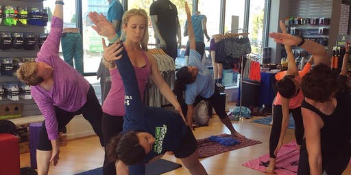 Donation Yoga Benefiting Keep A Breast