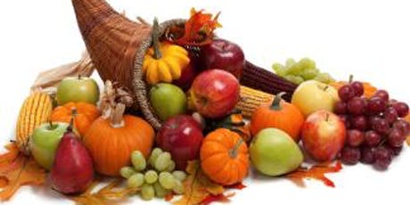 Thanksgiving Buffet in the Sammamish Ballroom - 1:00PM seating tickets