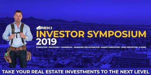 REKI 2019 Investor Symposium