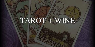 Tarot + Wine