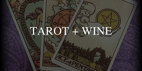 Tarot + Wine tickets