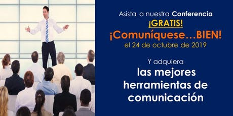 Conferencia GRATIS de Comunicación para profesionales Tímidos en BOGOTÁ tickets