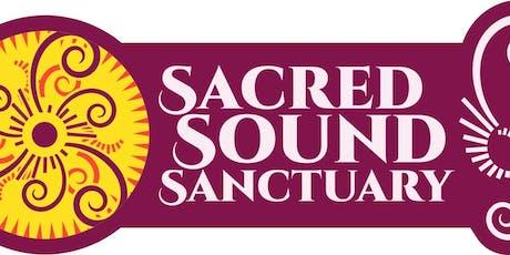 Stillness & Silence at Sacred Sound Sanctuary  tickets