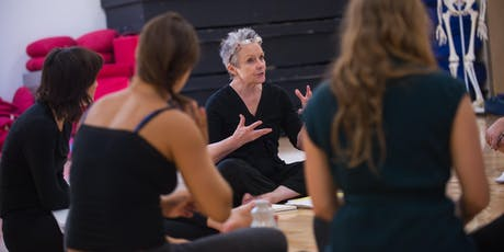 How to be a Creative Fool! Movement Studies with Barbara Dilley & Others tickets