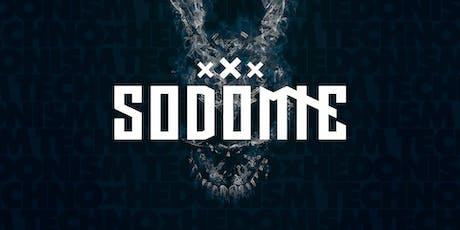 SODOMIE Tickets