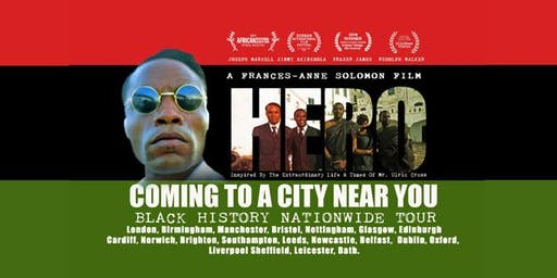 'TRIUMPH THROUGH ADVERSITY' ENFIELD BLACK HISTORY MONTH SCREENINGS
