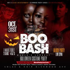 4th Annual Boo Bash Block Party tickets
