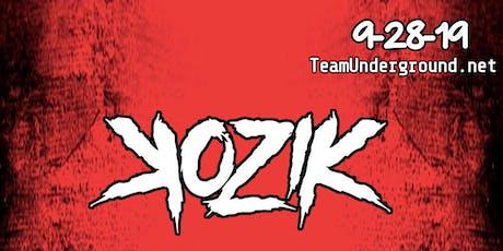 KOZIK @ Tampa Karaoke VIP (Tampa, FL) tickets