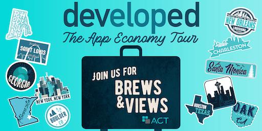 Developed | The App Economy Tour: Boulder, CO
