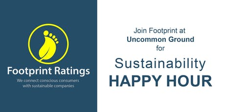 Sustainability Happy Hour tickets