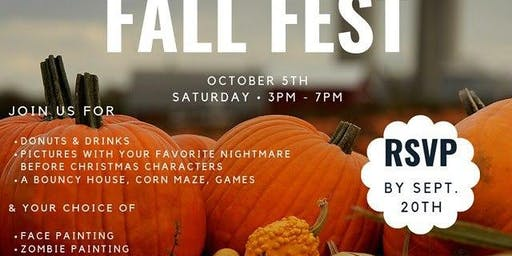 Homegrown's Annual Fall Fest