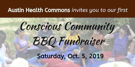 Conscious Community BBQ Fundraiser tickets