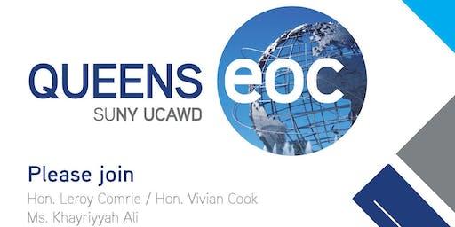 Queens EOC Community Engagement
