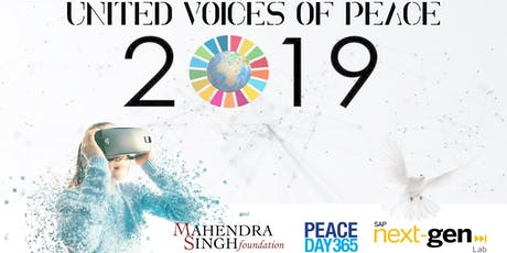 """UNGA """"United Voices of Peace"""" Pre-programme Meet Up tickets"""