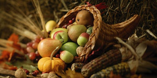Thanksgiving Buffet in the Sammamish Ballroom - 4:00PM seating