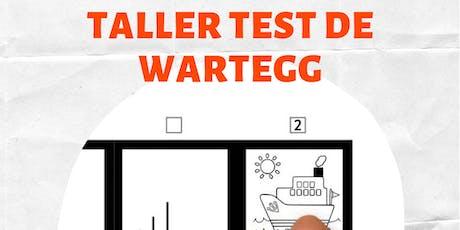 Taller de Test de Wartegg | Con auspicio del Colegio de Psicólogos entradas