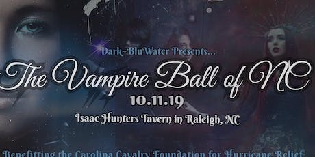 The Vampire Ball of NC tickets