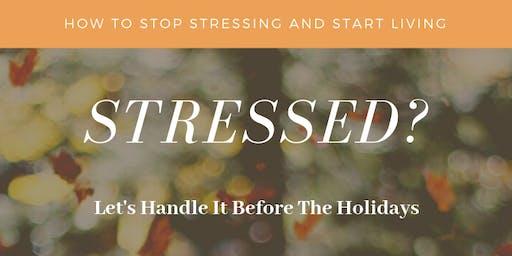 Stop Stress September