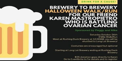 Brewery to Brewery charity Run/Walk