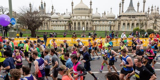 Brighton Marathon for KIDS Charity