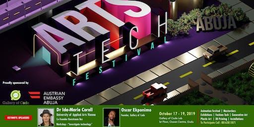 Art X Tech Festival 2019