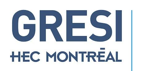 Invitation du GReSI - Dr Yves Pigneur (HEC Lausanne) tickets