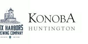 Konoba Huntington & Six Harbors Brewery Beer Dinner