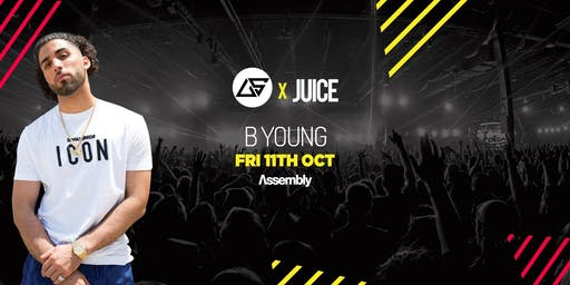 Warwick Urban Society x Juice present B YOUNG LIVE - Assembly