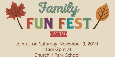 Family Fun Fest 2019 tickets