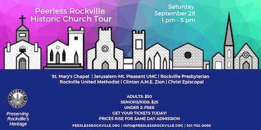 Historic Church Tour