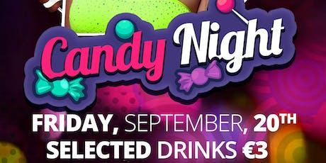 Candy Night  at Tramline tickets