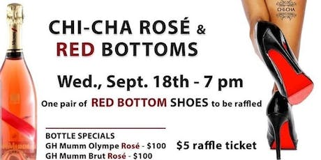 Rosé & Red Bottoms tickets