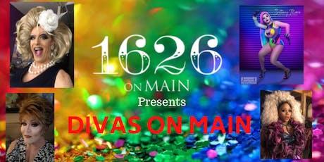 Divas on Main tickets