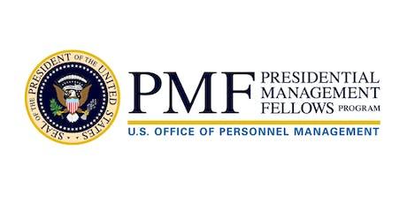 PMF Ambassadors Recruitment Training tickets