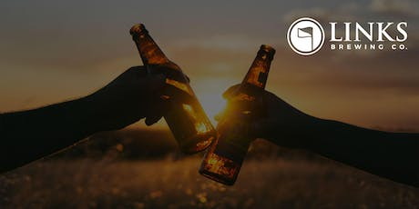 Links Brewing Company Licensing Party tickets